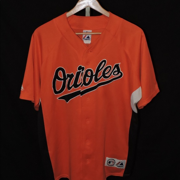 new styles 6fe66 81ea3 BALTIMORE ORIOLES NICK MARKAKIS MAJESTIC JERSEY